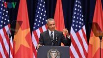Clip Tổng thống Obama nói: Sông núi nước Nam vua Nam ở