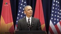 Tổng thống Obama: Nước lớn không được xâm chiếm nước nhỏ