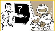 Sao giáo viên nhìn Ban giám hiệu toàn sai phạm, tiêu cực như vậy?