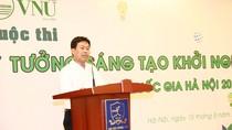 Đại học Quốc gia Hà Nội – Nơi ươm tạo ý tưởng khởi nghiệp