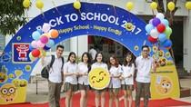 Ảnh: Ngày tựu trường ngọt ngào ở trường Việt-Úc