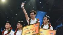 'Cậu bé Google' trở thành nhà vô địch 'Đường lên đỉnh Olympia 2017'