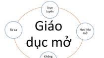 Danh sách các mô hình giáo dục mở ở Việt Nam