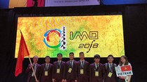 Cả 6 học sinh Việt Nam đều đoạt huy chương Olympic Toán quốc tế 2018