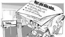 Các khoản cấm trường công ở Hà Nội không được thu