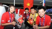 Học sinh Việt Nam xếp hạng 12/161 tại cuộc thi Robotics toàn cầu