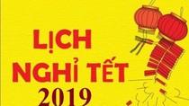 Học sinh Hà Nội được nghỉ Tết Dương lịch 2019 mấy ngày?