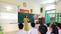Bộ Giáo dục đã chỉ đạo, thi giáo viên giỏi phải giữ nguyên sĩ số