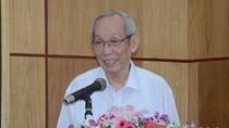 Giáo sư Trần Hồng Quân: Giáo dục là ngôi đền thiêng để mọi người gửi niềm tin