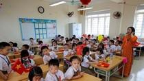 Năm 2019, Hà Nội sẽ không để xảy ra hiện tượng quá tải học sinh
