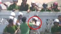 """UBND Hưng Yên: """"Không có người dân nào bị thương trong vụ cưỡng chế"""""""