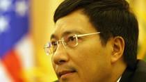 Bộ Trưởng Ngoại giao Việt Nam - Trung Quốc hội đàm