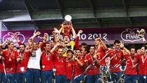 Tây Ban Nha 2012 xứng đáng vĩ đại nhất mọi thời đại