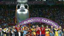 """Vô địch EURO 2012, Tây Ban Nha trở thành """"bất tử"""""""
