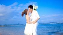 Ảnh cưới lãng mạn của chàng tuyển thủ U22 Việt Nam