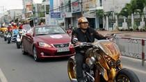 Siêu môtô tụ hội tại An Giang