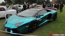 Đến lượt Lamborghini Aventador xuất hiện phiên bản rồng