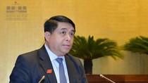 """Bộ trưởng Nguyễn Chí Dũng bất ngờ khi ông Vũ Tiến Lộc """"có ý kiến ngược"""""""