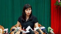 Phó chủ tịch Trang chỉ phải kiểm điểm rút kinh nghiệm