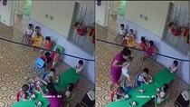 Bảo mẫu Trẻ Thơ phủ nhận bạo hành, Phòng Giáo dục Sóc Sơn chờ chỉ đạo