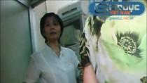 Video: Người bệnh xếp hàng dài trước...phòng trống không của viện K