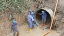 Sau Tết Mậu Tuất, xét xử vụ vỡ đường ống nước Sông Đà