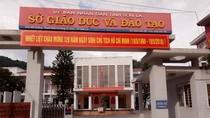 Đã khởi tố vụ án hình sự về sửa điểm thi tại Sơn La