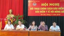Đối thoại chính sách bảo hiểm xã hội với nông dân