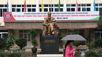 Ký túc xá Trường đại học Thủ đô Hà Nội bị chia nhỏ để cho thuê
