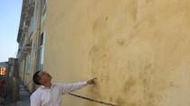 Chủ tịch huyện Quế Võ chỉ đạo kiểm tra trường mầm non nghi bị rút ruột