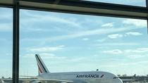 Nổ động cơ, máy bay Pháp chở trên 500 hành khách hạ cánh khẩn cấp