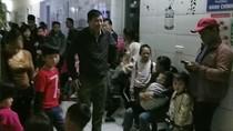 Nỗi sợ hãi bệnh tật đang bao trùm trường Thanh Khương
