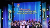 Thành phố Hồ Chí Minh vinh danh 10 công dân trẻ tiêu biểu năm 2017
