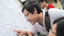 Nhiều trường đại học tại Thành phố Hồ Chí Minh công bố điểm chuẩn