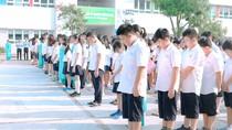 Trường WellSpring tưởng nhớ Chủ tịch nước Trần Đại Quang