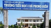 Hai trường tiểu học ở Cà Mau ấn định mức thu tự nguyện