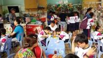 Căng tin trong trường học ở Sài Gòn không kinh doanh nước ngọt có ga