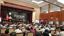 Thành phố Hồ Chí Minh lấy phiếu tín nhiệm chức danh lãnh đạo chủ chốt