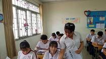 Toàn bộ học sinh lớp 7 ở Sài Gòn sẽ làm bài khảo sát trực tuyến