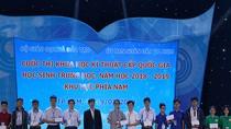 Tập đoàn giáo dục Nguyễn Hoàng trao tặng 30 suất học bổng trị giá 700 triệu đồng