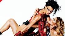 Sao 7/3: Adriana Lima 'vật lộn' với bạn diễn