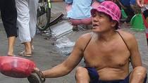 Chùm ảnh độc nhất của ăn mày trên đường chỉ có ở Việt Nam (P1)