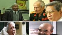 Vụ cưỡng chế: Độc giả gửi lời cảm ơn đến các tướng lĩnh, bậc lão thành