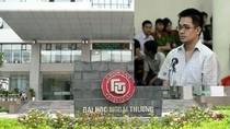 """Đại học Ngoại thương cũng có những """"con sâu"""" như Nguyễn Đức Nghĩa...."""