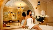 Mê mẩn chiêm ngưỡng phòng ngủ căn hộ 100 tỷ giữa lòng Hà Nội