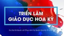 Một ngày Triển lãm Du học Hoa Kỳ tại Hà Nội