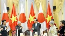 Nhật hoàng Akihito: Tôi vô cùng cảm kích vì được sang thăm Việt Nam