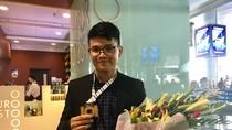 Nam sinh đa tài giành Huy chương Vàng Olympic Tin học