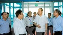 Chủ tịch nước kiểm tra công tác chuẩn bị APEC