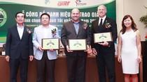 Sân golf đẳng cấp thuộc BRG Golf được Tạp chí Golf Việt Nam vinh danh
